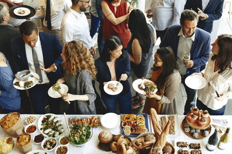 3 Reasons Why the Catering Can Make or Break an Event