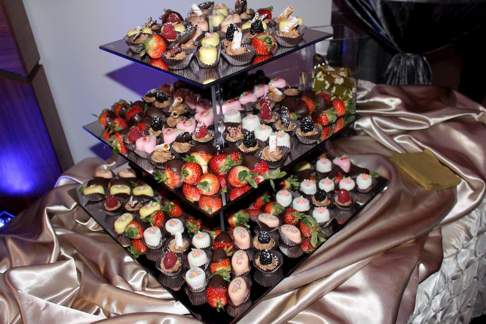 Catering Dessert Tower